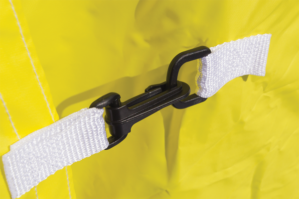 Image of the Clip on the Interlocking Series Tent
