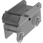 Image of the Standard Quick-Connect Bracket for the Tripod