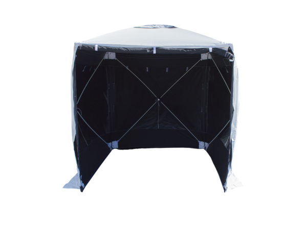 Image of a SolarShade™ Work Shelter