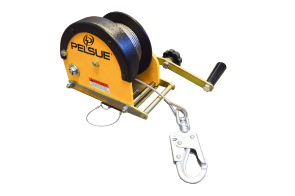 Picture of a Work Series Hoist