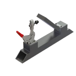 Image of the Heavy-Duty Cable Clamp